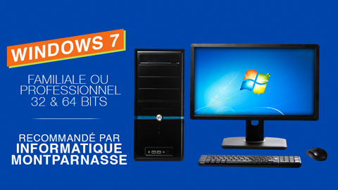 Choix version Windows 7